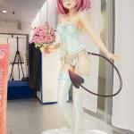 アニメセンター「To LOVEる-とらぶる-」展・モモ等身大フィギュア (11)