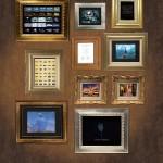 キングダムハーツ 15周年メモリアルステンドグラスクロック展示 (29)