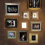 キングダムハーツ 15周年メモリアルステンドグラスクロック展示 (25)