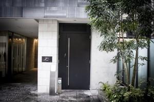 ここが会場の入口