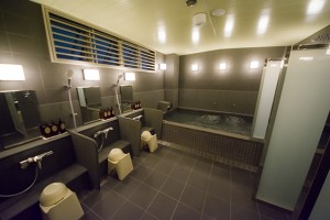 浴室(男性)