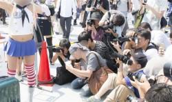 色々な人がコスプレと撮影を楽しむコスプレ業界だが…