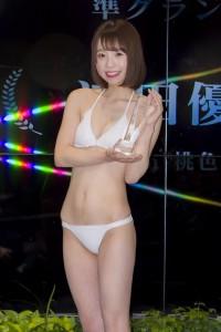 準グランプリの池田優花さん