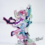プライズ・アツメイター『マクロスΔ(デルタ)』アクリルプレート~ワルキューレver (3)