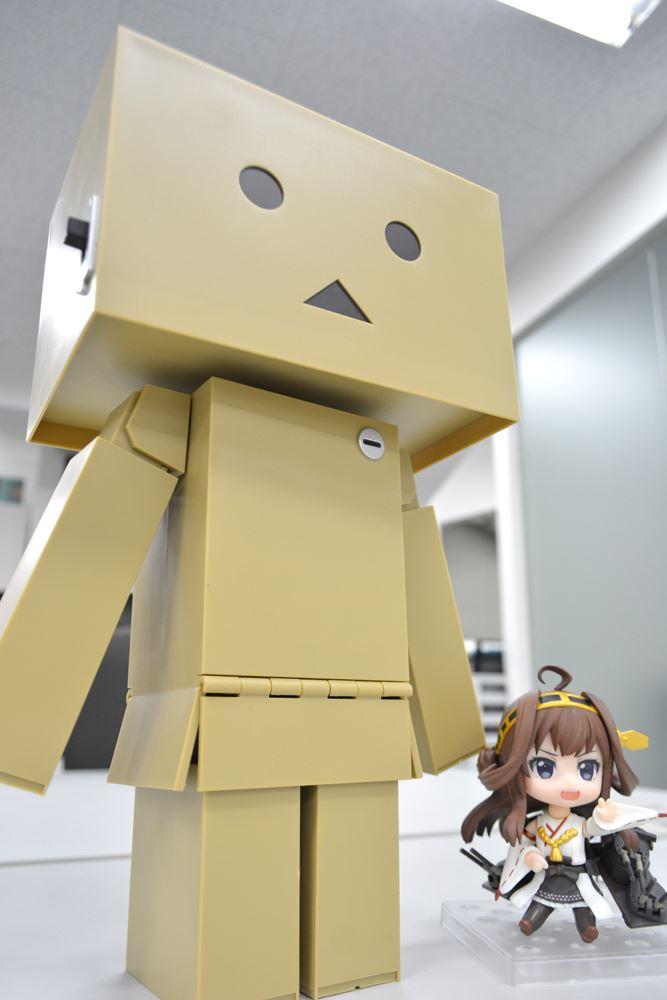 ▲「ダンボーいくデース!」