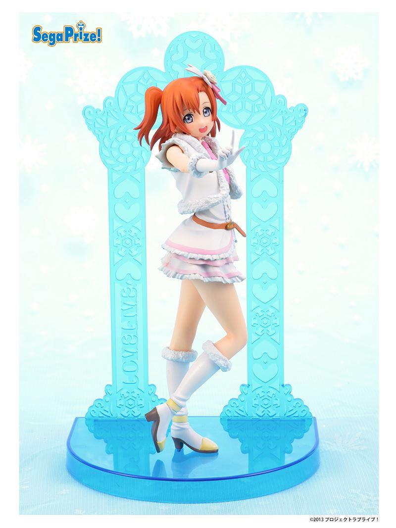 ▲「Snow halation」フィギュアシリーズは7月より毎月登場予定。