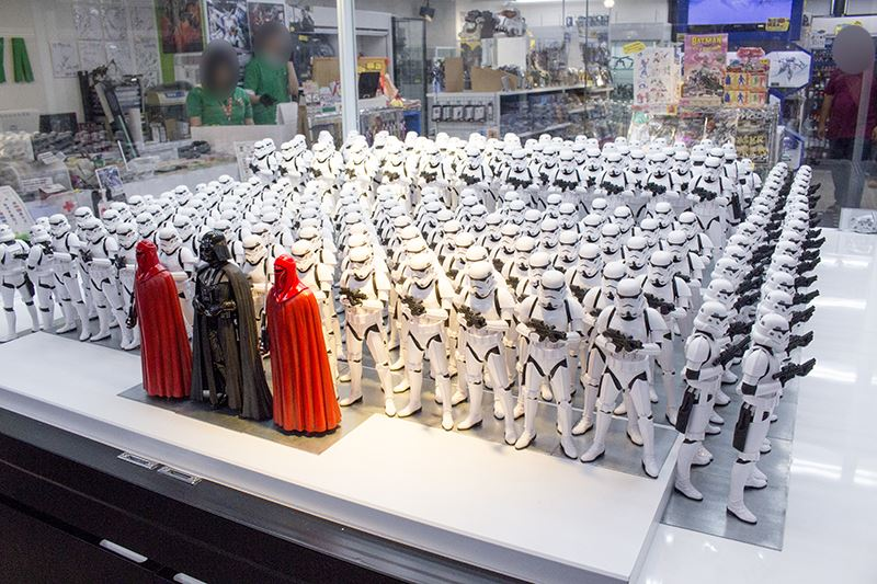 ▲て、帝国軍が……!