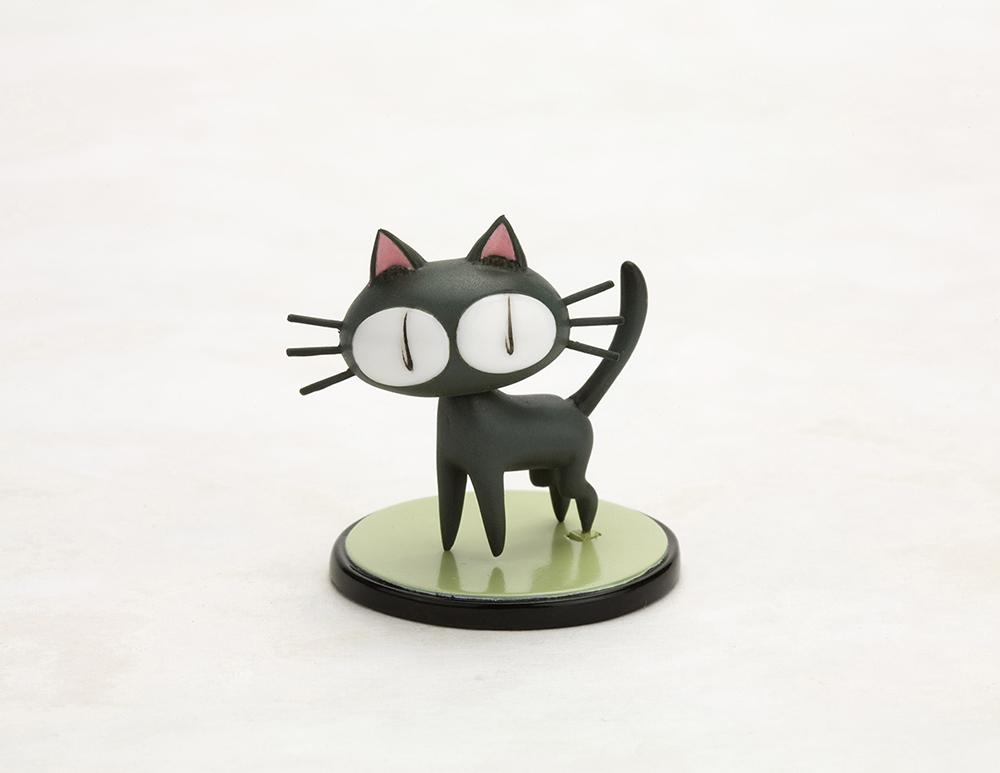 ▲ボーナスパーツの黒猫様。