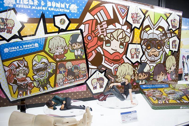 メガホビEXPO2016-メガハウス・タイバニフィギュア (2)