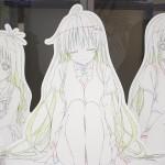 201605240001アニメセンター「To LOVEる-とらぶる-」展 (3)