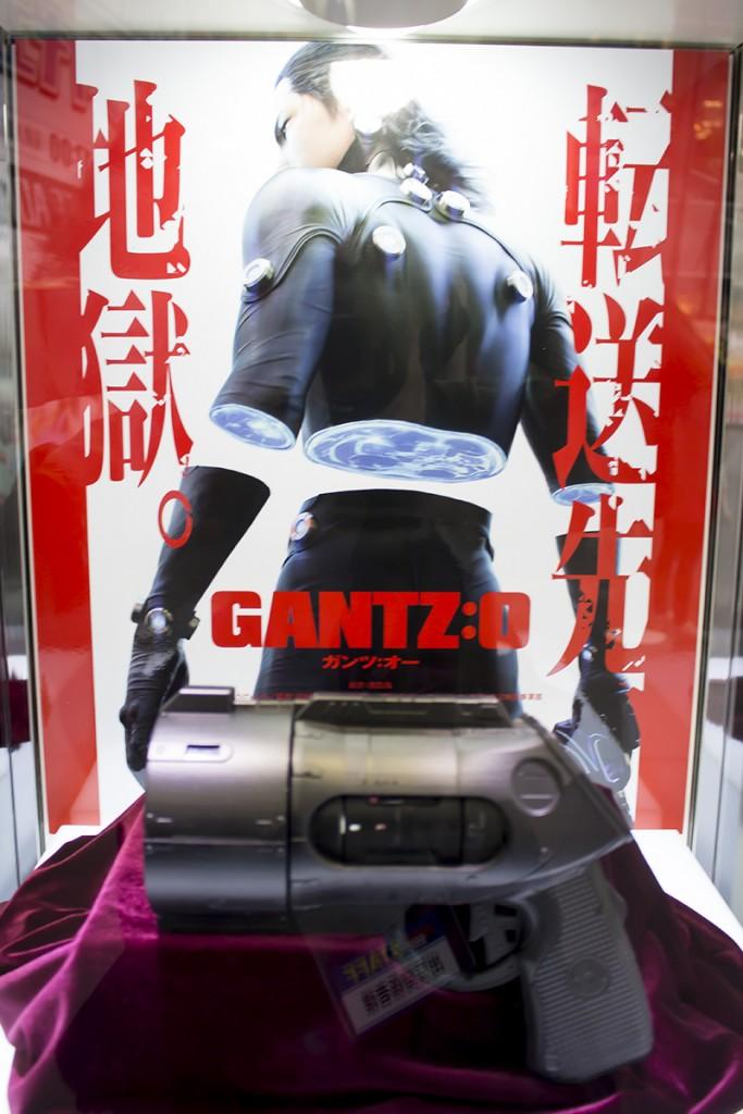 メガホビEXPO2016-メガハウス・GANTZ・Xガン (3)