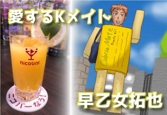 ▲「早乙女拓也の愛するKメイト 800円(税込)」