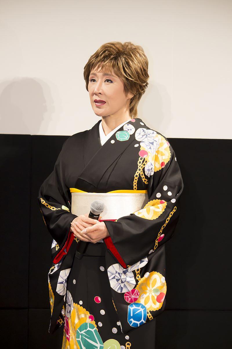 ▲「『PSO2』は楽しいゲームなので、1人でも多くの人に楽しんでいただき、ゲーム内で親善大使となった小林幸子と合っていただけたらと思います」とコメント。