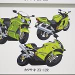 東京アニメセンター・ばくおん展・展示 (48)