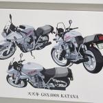 東京アニメセンター・ばくおん展・展示 (45)