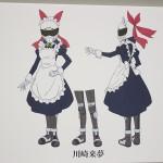東京アニメセンター・ばくおん展・展示 (35)