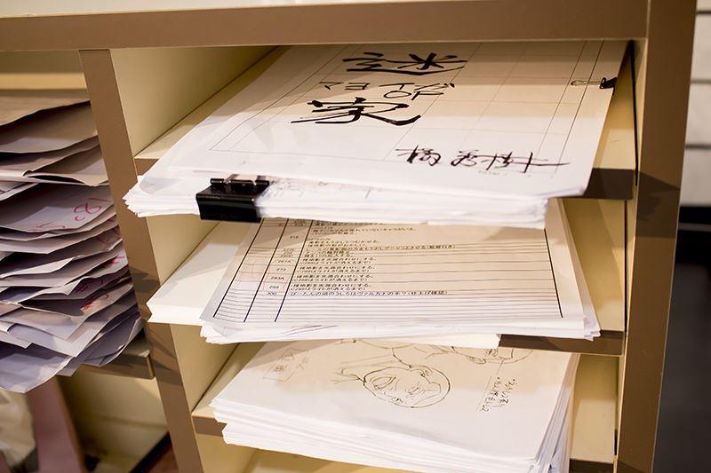 東京アニメセンターイベント・迷家マヨイガ展 (52)