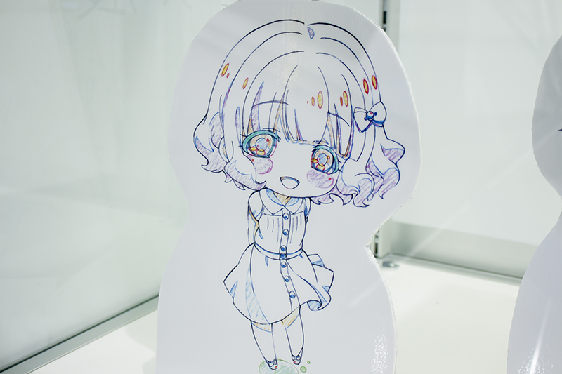 東京アニメセンターイベント・迷家マヨイガ展 (44)