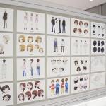 東京アニメセンター・ばくおん展・展示 (40)