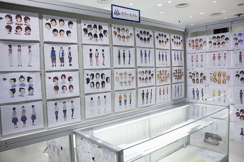 東京アニメセンターイベント・迷家マヨイガ展 (30)