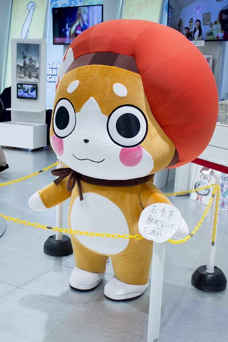 20160816東京アニメセンター・テイルズ オブ ゼスティリア ザ クロス展・展示 (4)