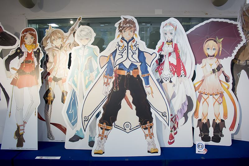 20160816東京アニメセンター・テイルズ オブ ゼスティリア ザ クロス展・展示 (3)