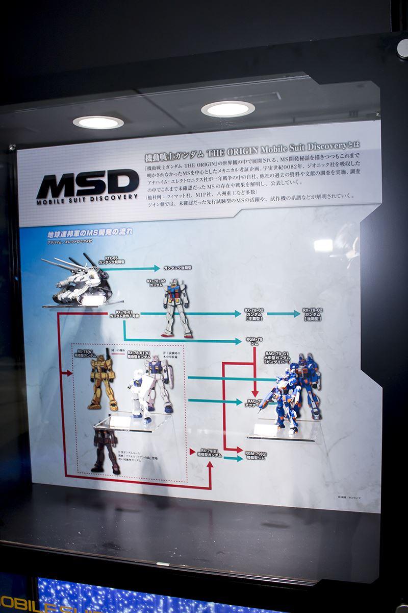 20160810ガンプラEXPO 2016 SUMMER・機動戦士ガンダムTHE ORIGIN (1)