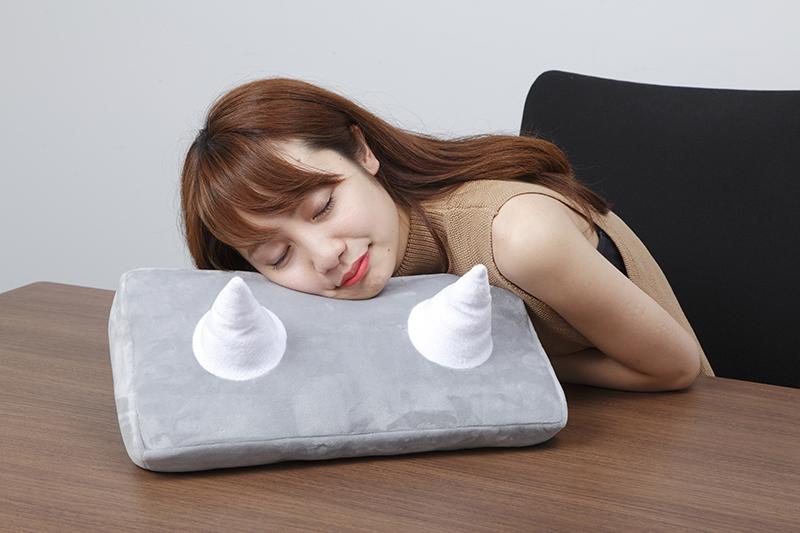 ひとやすみ腕枕(アームピロー)クッションシリーズ (4)