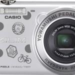 弱虫ペダルコラボカメラ・SPARE BIKE×CASIO EXILIM (1)
