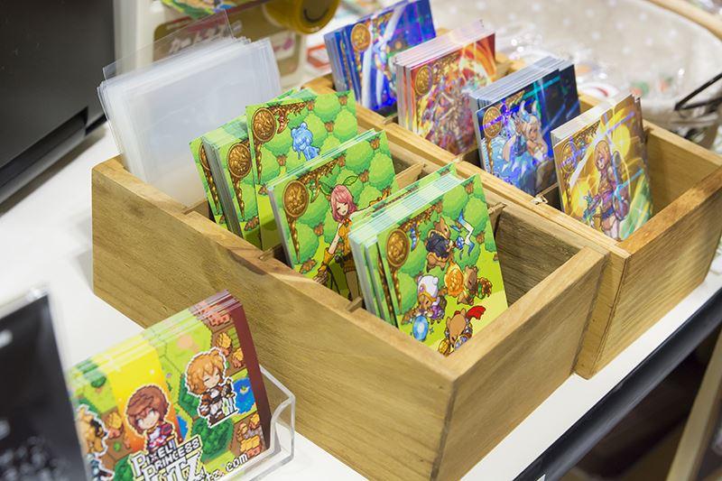 ▲Twitterなどで有名なドット絵師・シロス氏がイベント初参加。