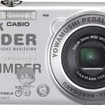 弱虫ペダルコラボカメラ・SPARE BIKE×CASIO EXILIM (2)