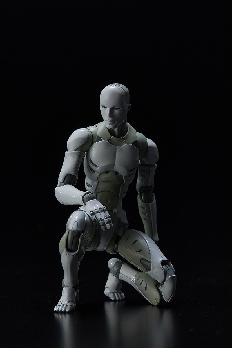 112フィギュア東亜重工整合性人間