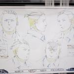 20161108東京アニメセンターはんだくん展