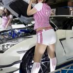 【東京オートサロン2017】キュート&セクシー、そしてエロカッコイイ! コンパニオン・キャンギャル写真900枚を一挙公開 (524)