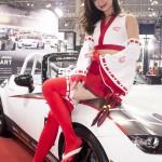 【東京オートサロン2017】キュート&セクシー、そしてエロカッコイイ! コンパニオン・キャンギャル写真900枚を一挙公開 (656)