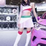 【東京オートサロン2017】キュート&セクシー、そしてエロカッコイイ! コンパニオン・キャンギャル写真900枚を一挙公開 (686)
