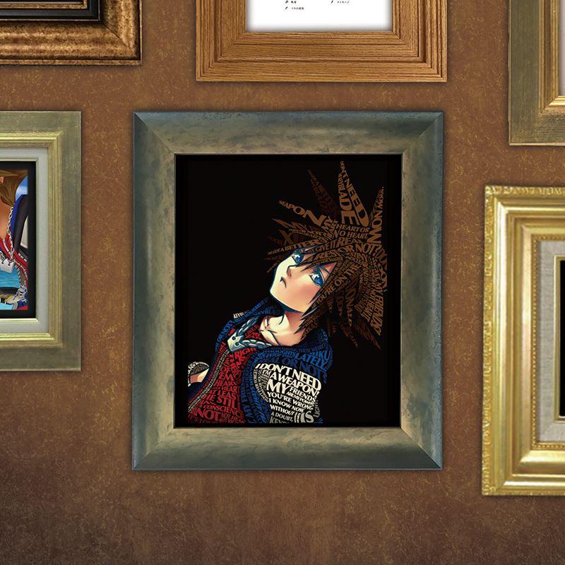 キングダムハーツ 15周年メモリアルステンドグラスクロック展示 (20)