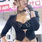 【東京オートサロン2017】キュート&セクシー、そしてエロカッコイイ! コンパニオン・キャンギャル写真900枚を一挙公開 (857)