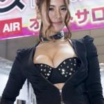 【東京オートサロン2017】キュート&セクシー、そしてエロカッコイイ! コンパニオン・キャンギャル写真900枚を一挙公開 (856)