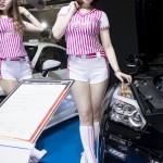 【東京オートサロン2017】キュート&セクシー、そしてエロカッコイイ! コンパニオン・キャンギャル写真900枚を一挙公開 (539)