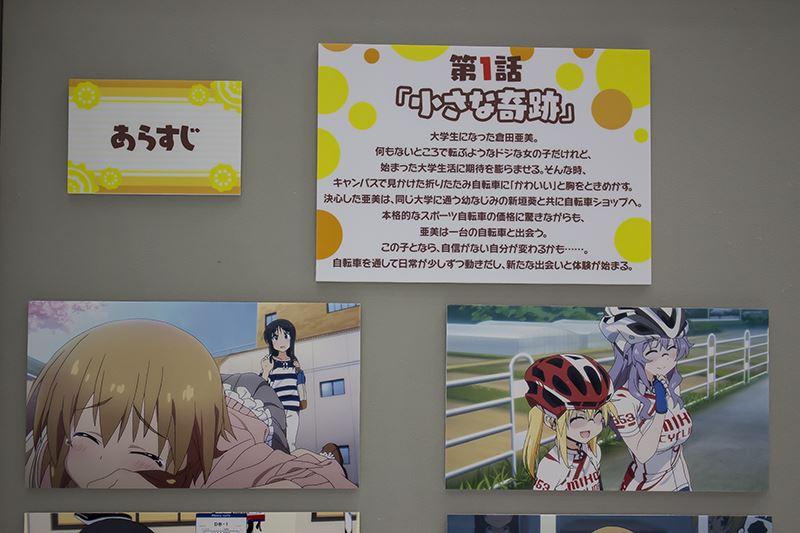 東京アニメセンター「ろんぐらいだぁす!」展