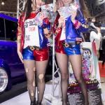 【東京オートサロン2017】キュート&セクシー、そしてエロカッコイイ! コンパニオン・キャンギャル写真900枚を一挙公開 (754)