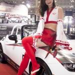 【東京オートサロン2017】キュート&セクシー、そしてエロカッコイイ! コンパニオン・キャンギャル写真900枚を一挙公開 (657)