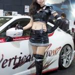 【東京オートサロン2017】キュート&セクシー、そしてエロカッコイイ! コンパニオン・キャンギャル写真900枚を一挙公開 (367)