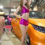 【東京オートサロン2017】キュート&セクシー、そしてエロカッコイイ! コンパニオン・キャンギャル写真900枚を一挙公開 (391)