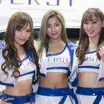 【東京オートサロン2017】キュート&セクシー、そしてエロカッコイイ! コンパニオン・キャンギャル写真900枚を一挙公開 (808)