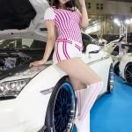 【東京オートサロン2017】キュート&セクシー、そしてエロカッコイイ! コンパニオン・キャンギャル写真900枚を一挙公開 (566)