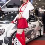 【東京オートサロン2017】キュート&セクシー、そしてエロカッコイイ! コンパニオン・キャンギャル写真900枚を一挙公開 (667)