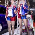 【東京オートサロン2017】キュート&セクシー、そしてエロカッコイイ! コンパニオン・キャンギャル写真900枚を一挙公開 (753)