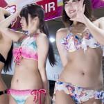 【東京オートサロン2017】キュート&セクシー、そしてエロカッコイイ! コンパニオン・キャンギャル写真900枚を一挙公開 (889)
